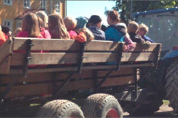 Bonden i skolan på Berga och Jälla naturbruksgymnasium