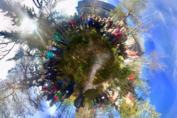 European Forest Pedagogics Congress 2018. Photo: Paul Mosley