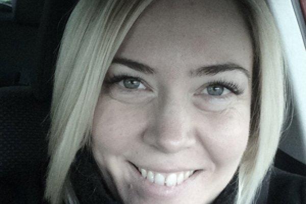 Johanna Ydringer, verksamhetsutvecklare på BillerudKorsnäs och regional styrgruppsmedlem i Skogen i Skolan