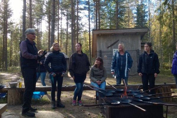 Jens Meyer,är Regionsamordnare i Värmland där man anordnar studiedagar för SYV