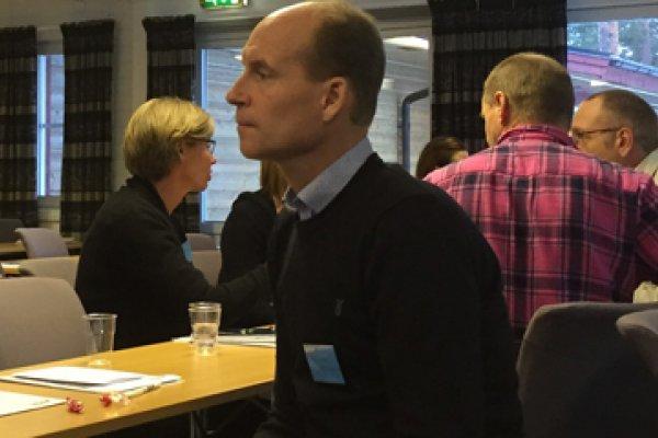 Workshop på inspirationsdag om kompetensförsörjning
