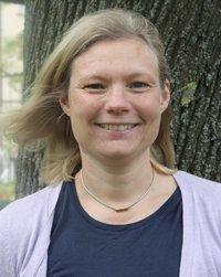 Anna Malmström, projektledare för Skogen i Skolans storstadssatsning