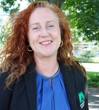 Anna Steinwall, verksamhetsledare för Skogen i Skolan