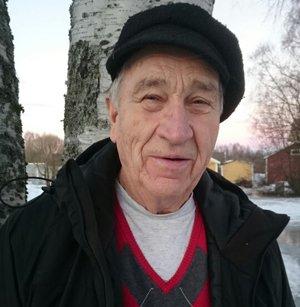 Bo Nilsson, tidigare ordförande i Skogen i Skolan