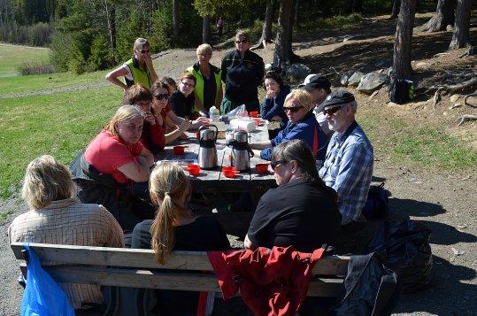 Inspirationsdag för Skogen i Skolans Region Västerbotten