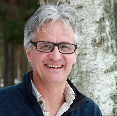 Regionsamordnare Jens Meyer tilldelades utmärkelsen Silverkvisten i november 2016