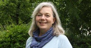 Karin Östberg, nationell samordnare för Skogsstyrelsens regionsamordnare inom Skogen i Skolan