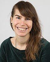 Matilda Lingegård, Regionsamordnare Skogen i Skolan Västerbotten samt verksamhetsledare Mera Skog Västerbotten