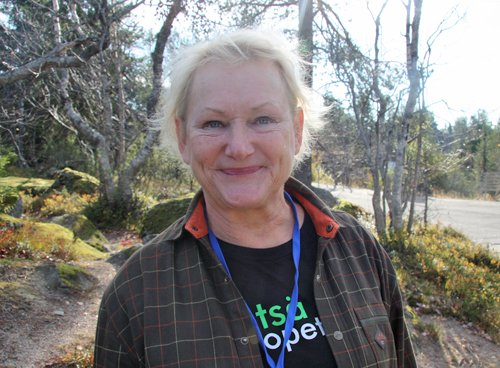 Sirpa Kerkkäinen är senior specialist på Finska Forstföreningen