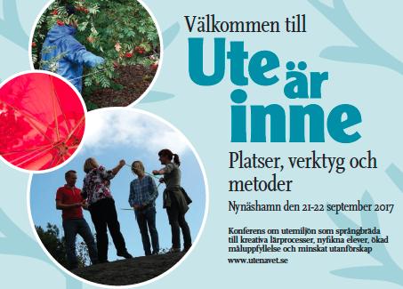 Ute är inne 2017 i Nynäshamn