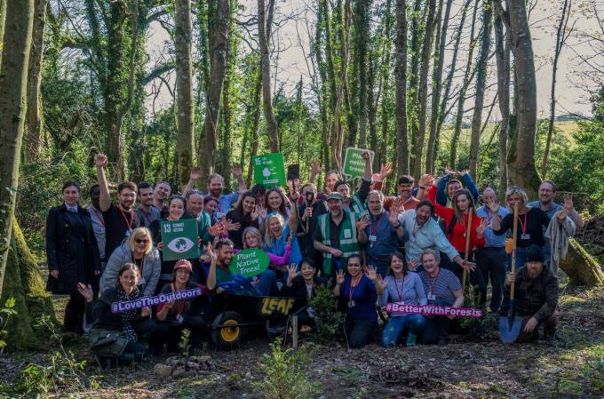 LEAFs årliga möte för nationella operatörer på Irland 236-29/4 2019