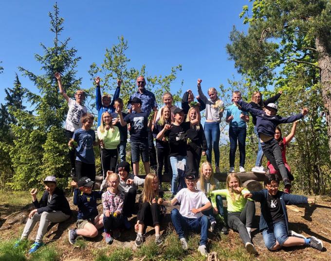 Skogslektioner - ett digitalt läromedel från Skogen i Skolan