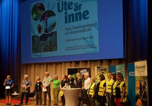 Ute är inne 2019 pågick 29-30/8 2019 i Jönköping