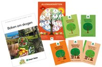 Skogen i Skolans läromedel