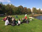 Ute är inne - en konferens anordnad av nätverket Utenavet, som Skogen i Skolan är medlem i.