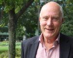 Kalle Karlsson, en av grundarna till SkogsSverige och vice ordförande för Skogen i Skolan