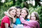 Skogskollo för tjejer i Norrland 2018