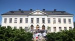 Avslutning för SMP 15/18 på Skogsmästarskolan i Skinnskatteberg