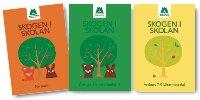 Skogen i Skolans läromedel för utomhuspedagogik